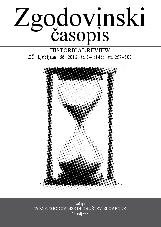Zgodovinski časopis, 2012, št. 3-4