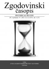 Zgodovinski časopis, 2013, št. 1-2