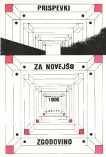 Prispevki za novejšo zgodovino, 1990, št. 1-2