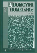 Dve domovini / Two Homelands, 2002, št. 16