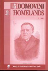 Dve domovini / Two Homelands, 2003, št. 18