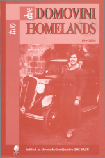 Dve domovini / Two Homelands, 2004, št. 19