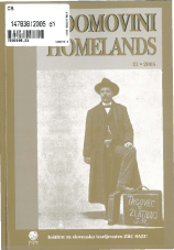 Dve domovini / Two Homelands, 2005, št. 21