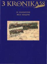 Kronika, 2010, št. 3<br />Iz zgodovine Bele krajine<br />Kronika, 2010, no. 3