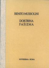 Doktrina fašizma