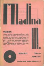 Mladina, 1926, št. 6