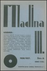 Mladina, 1926, št. 8