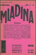 Svobodna mladina, 1928, št. 1/2