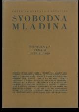Svobodna mladina, 1929, št.  2/3