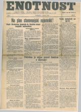 Enotnost, 1926 št. 06