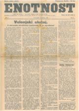 Enotnost, 1926 št. 08
