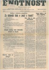 Enotnost, 1926 št. 12
