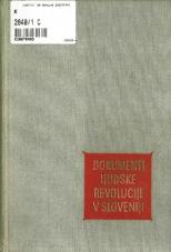 Dokumenti ljudske revolucije v Sloveniji<br />Knjiga 1<br />marec 1941 - marec 1942
