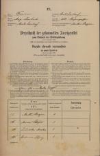 Popis prebivalstva 31. 12. 1869<br />Ljubljana<br />Mesto 102<br />Population census 31 December 1869