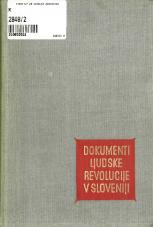 Dokumenti ljudske revolucije v Sloveniji<br />Knjiga 2<br />april 1942 - julij 1942