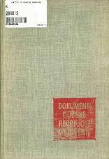 Dokumenti ljudske revolucije v Sloveniji<br />Knjiga 3<br />avgust 1942 - oktober 1942