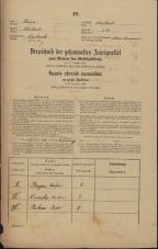 Popis prebivalstva 31. 12. 1869<br />Ljubljana<br />Mesto 211<br />Population census 31 December 1869
