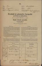 Popis prebivalstva 31. 12. 1869<br />Ljubljana<br />Mesto 215<br />Population census 31 December 1869