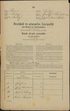 Popis prebivalstva 31. 12. 1869<br />Ljubljana<br />Gradišče 17<br />Population census 31 December 1869