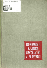 Dokumenti ljudske revolucije v Sloveniji<br />Knjiga 5<br />januar - februar 1943