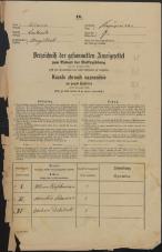 Popis prebivalstva 31. 12. 1869<br />Ljubljana<br />Kapucinsko predmestje 7<br />Population census 31 December 1869