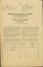 Popis prebivalstva 31. 12. 1869<br />Ljubljana<br />Kapucinsko predmestje 4<br />Population census 31 December 1869