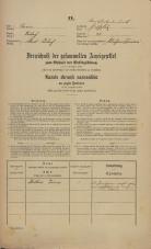 Popis prebivalstva 31. 12. 1869<br />Ljubljana<br />Karlovško predmestje 28<br />Population census 31 December 1869