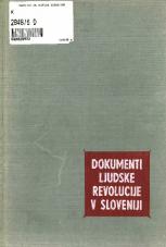 Dokumenti ljudske revolucije v Sloveniji<br />Knjiga 6<br />marec - april 1943