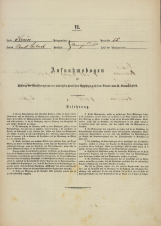 Popis prebivalstva 31. 12. 1869<br />Ljubljana<br />Karolinska zemlja 55<br />Population census 31 December 1869