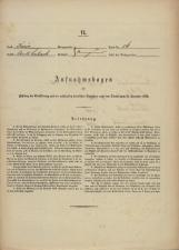 Popis prebivalstva 31. 12. 1869<br />Ljubljana<br />Karolinska zemlja 56<br />Population census 31 December 1869