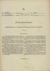 Popis prebivalstva 31. 12. 1869<br />Ljubljana<br />Karolinska zemlja 60<br />Population census 31 December 1869