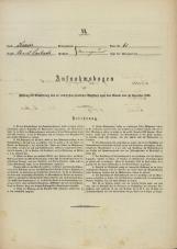 Popis prebivalstva 31. 12. 1869<br />Ljubljana<br />Karolinska zemlja 61<br />Population census 31 December 1869