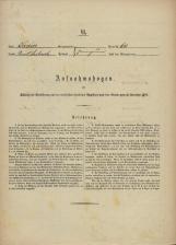 Popis prebivalstva 31. 12. 1869<br />Ljubljana<br />Karolinska zemlja 64<br />Population census 31 December 1869