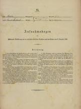 Popis prebivalstva 31. 12. 1869<br />Ljubljana<br />Karolinska zemlja 65<br />Population census 31 December 1869