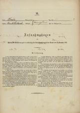 Popis prebivalstva 31. 12. 1869<br />Ljubljana<br />Karolinska zemlja 68<br />Population census 31 December 1869