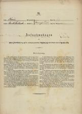 Popis prebivalstva 31. 12. 1869<br />Ljubljana<br />Karolinska zemlja 69<br />Population census 31 December 1869