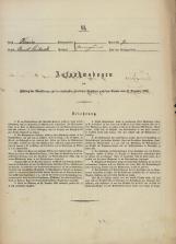 Popis prebivalstva 31. 12. 1869<br />Ljubljana<br />Karolinska zemlja 7<br />Population census 31 December 1869