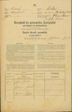 Popis prebivalstva 31. 12. 1869<br />Ljubljana<br />Krakovsko predmestje 32<br />Population census 31 December 1869