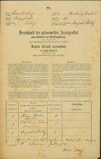 Popis prebivalstva 31. 12. 1869<br />Ljubljana<br />Krakovsko predmestje 35<br />Population census 31 December 1869