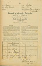 Popis prebivalstva 31. 12. 1869<br />Ljubljana<br />Krakovsko predmestje 42<br />Population census 31 December 1869