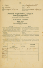 Popis prebivalstva 31. 12. 1869<br />Ljubljana<br />Krakovsko predmestje 67<br />Population census 31 December 1869