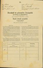 Popis prebivalstva 31. 12. 1869<br />Ljubljana<br />Kurja vas 0<br />Population census 31 December 1869