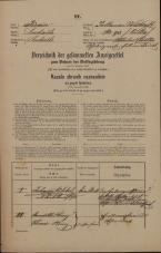 Popis prebivalstva 31. 12. 1869<br />Ljubljana<br />Poljansko predmestje 93<br />Population census 31 December 1869
