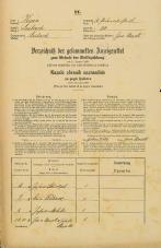 Popis prebivalstva 31. 12. 1869<br />Ljubljana<br />Svetega Petra predmestje 30<br />Population census 31 December 1869