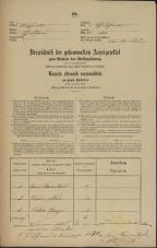 Popis prebivalstva 31. 12. 1869<br />Ljubljana<br />Svetega Petra predmestje 102<br />Population census 31 December 1869