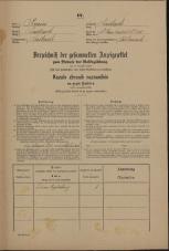 Popis prebivalstva 31. 12. 1869<br />Ljubljana<br />Svetega Petra predmestje 111<br />Population census 31 December 1869