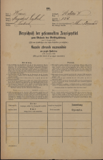 Popis prebivalstva 31. 12. 1869<br />Ljubljana<br />Svetega Petra predmestje 124<br />Population census 31 December 1869