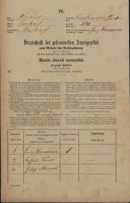 Popis prebivalstva 31. 12. 1869<br />Ljubljana<br />Svetega Petra predmestje 129<br />Population census 31 December 1869