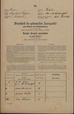 Popis prebivalstva 31. 12. 1869<br />Ljubljana<br />Svetega Petra predmestje 130<br />Population census 31 December 1869