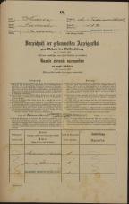 Popis prebivalstva 31. 12. 1869<br />Ljubljana<br />Svetega Petra predmestje 152<br />Population census 31 December 1869